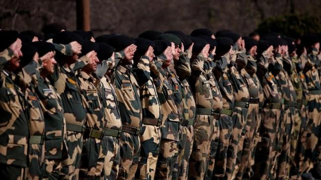 defence forces