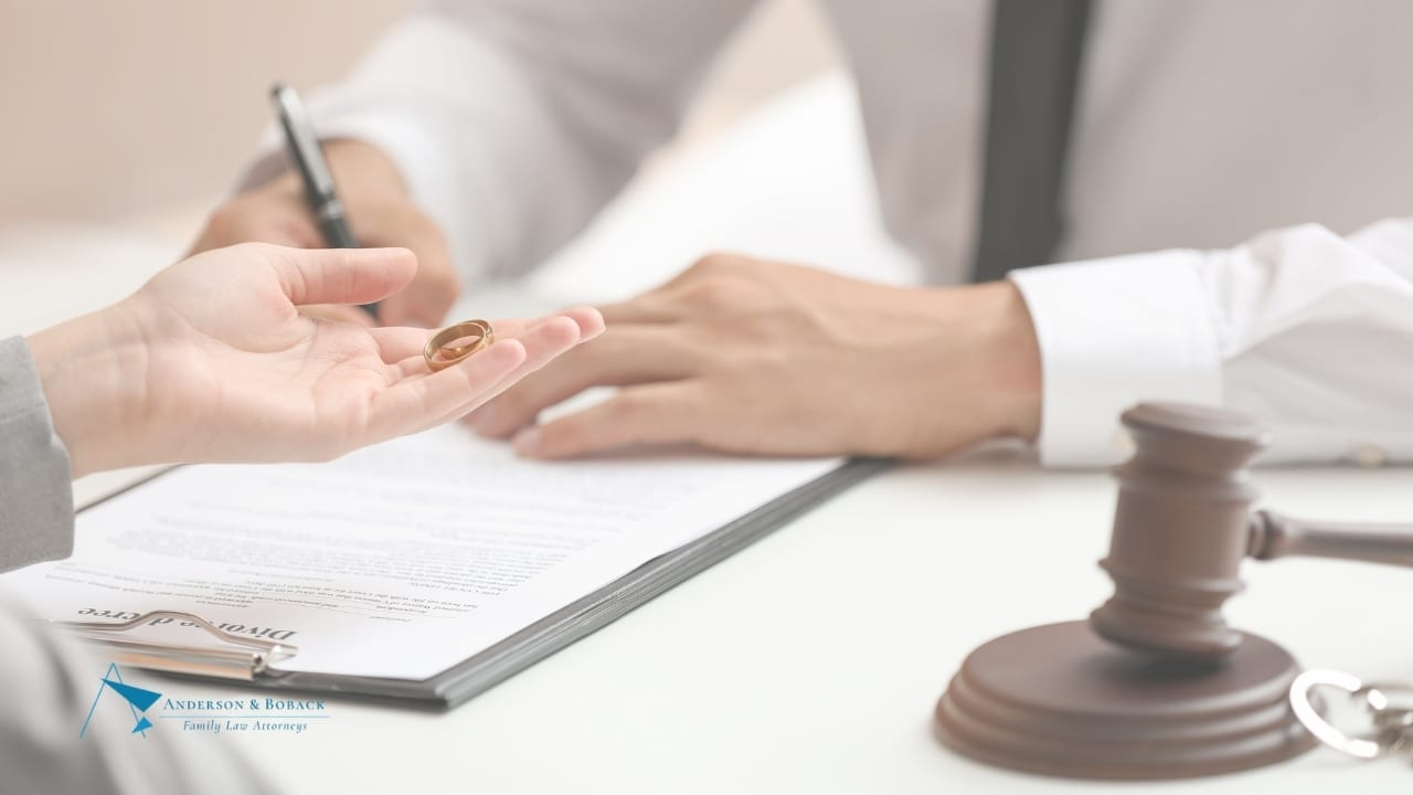 You Need a Divorce Attorney