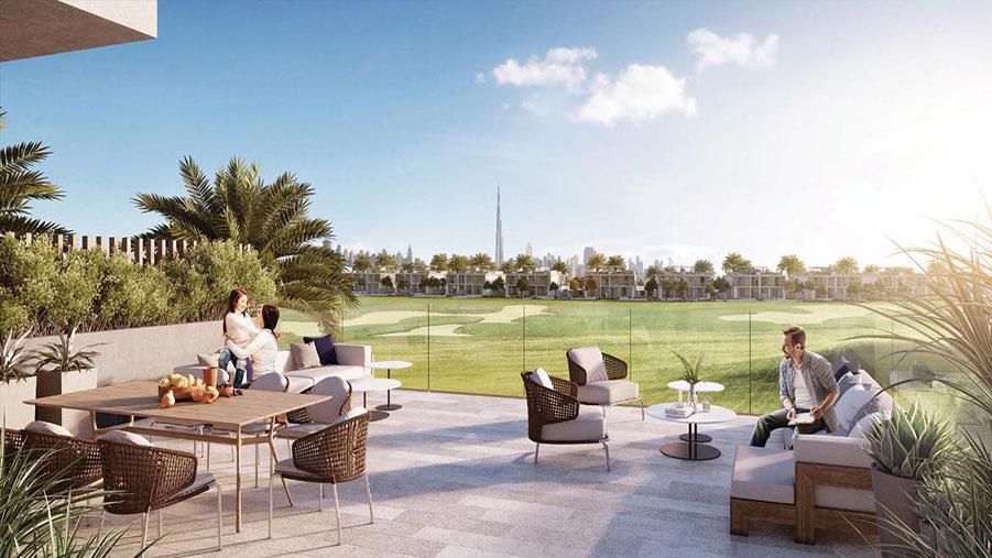 Caya Villas at Arabian Ranches Dubai