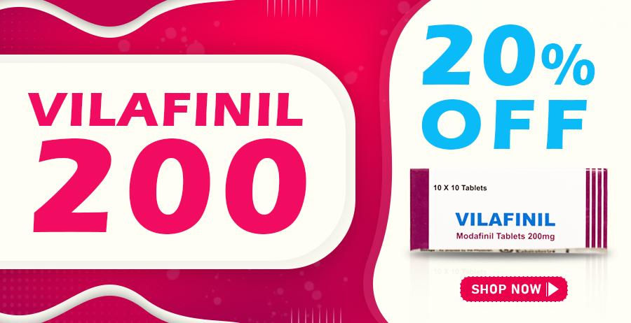 Vilafinil 200